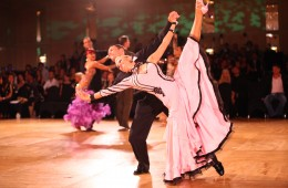 Millenium Dancesport Open Smooth Final 2012