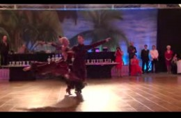 Caribbean Dancesport Open Smooth 2011